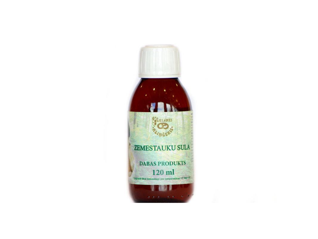 Zemestauku sula 125 ml (PVD uztura bagātinātāju reģistra Nr. 12157) SKATĪT