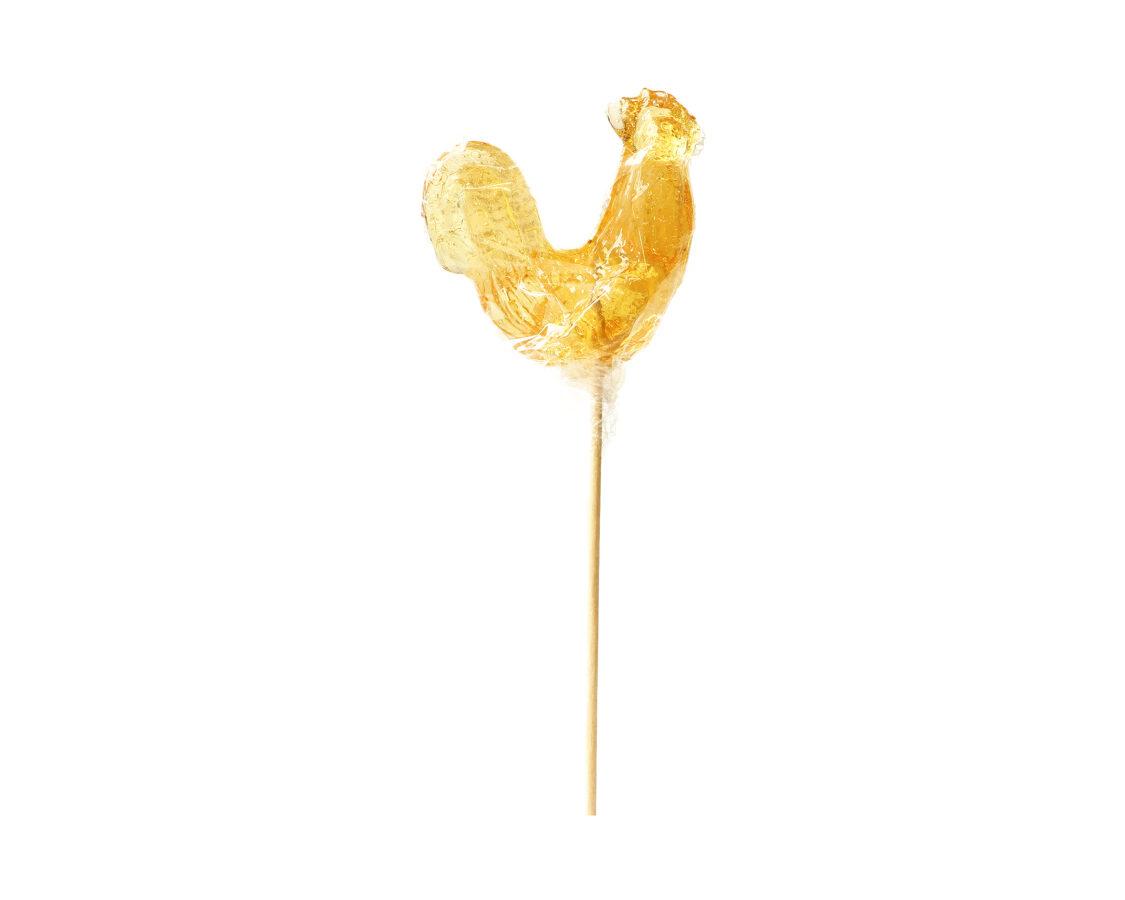 Piparmētru cukurgailītis ar ingveru un medu 1 gab. NOPIRKT