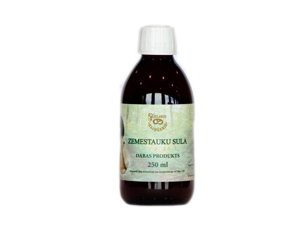 Zemestauku sula 250 ml (PVD uztura bagātinātāju reģistra Nr. 12157) SKATĪT