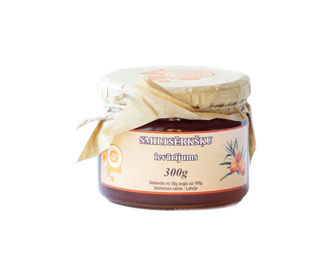 Sea buckthorn jam 300g