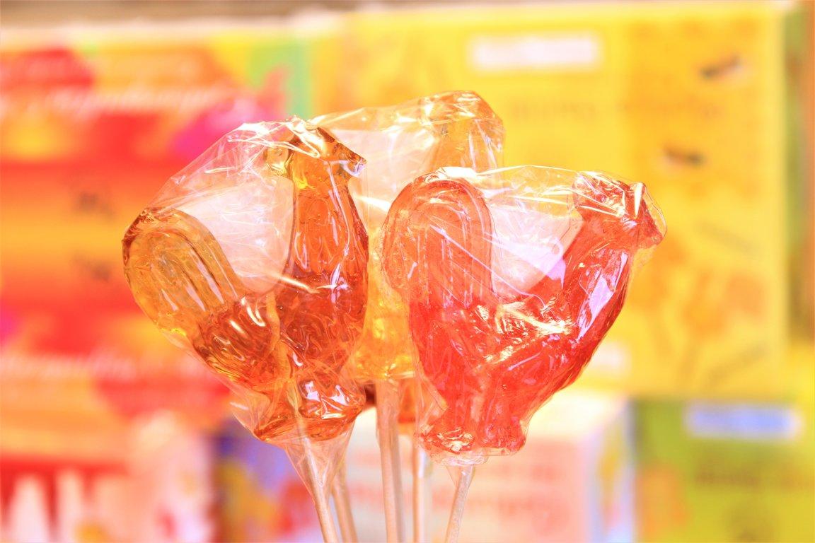 SIA Lielauces Klingeris produces sugar roosters -lollipops which was
